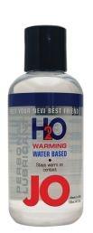 Лубрикант на водной основе JO H2O Warming 4.5oz