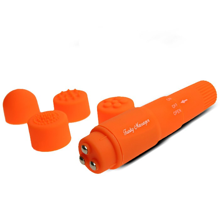 Стимулятор FUNKY MASSAGER ORANGE