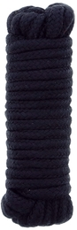 Веревка для бондажа Bondx Love Rope, 5 м, черный