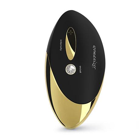 Стимулятор Клитора Бесконтактный Womanizer Pro Gold Edition