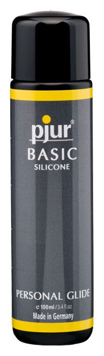 Лубрикант PJUR BASIC SILICONE 100 ML