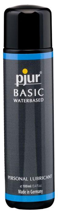 Лубрикант PJUR BASIC WATERBASED