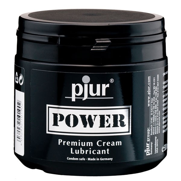 Лубрикант для анального секса PJUR POWER PREMIUM CREAM 500 ML