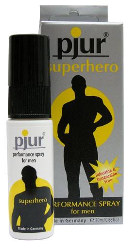 Спрей продлевающий для мужчин PJUR SUPERHERO 20 ML