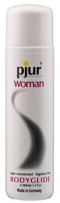 Лубрикант на силиконовой основе PJUR WOMAN BODY GLIDE 100 ML