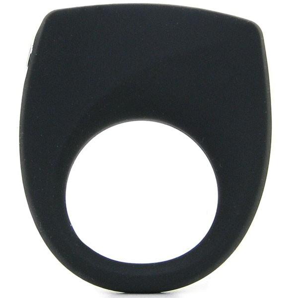 Эрекционная вибронасадка OVO B6 BLACK