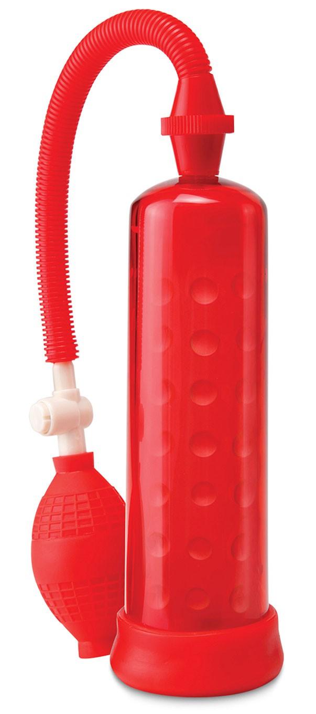Вакуумная помпа PUMP WORX ADVANCED SYSTEM RED