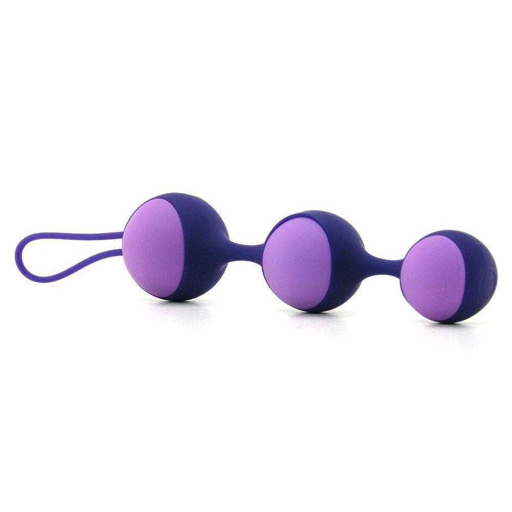 Вагинальные шарики Stella III, фиолетовые