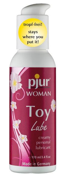 Кремообразный лубрикант для секс игрушек PJUR WOMAN TOY LUBE