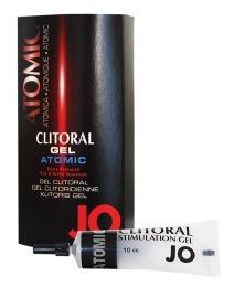 Стимулирующий клиторальный гель JO Clitoral Stimulation Gel Atomic