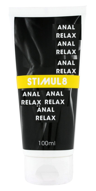 Анальная смазка STIMUL8 ANAL RELAX 100ML