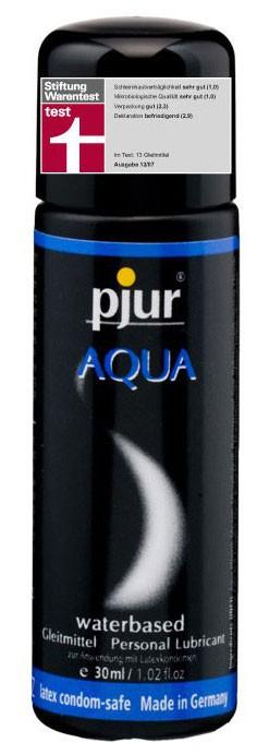 Лубрикант PJUR AQUA WATERBASED 30 ML