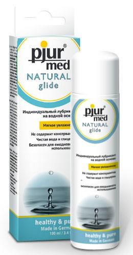 Лубрикант PJUR MED NATURAL GLIDE 100 ML