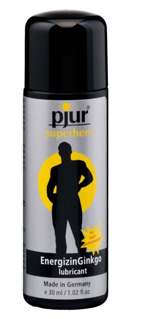 Лубрикант мужской PJUR SUPERHERO LUBRICANT 30 ML