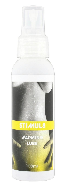 Смазка лубрикант STIMUL8 WARMING LUBE 100 ML