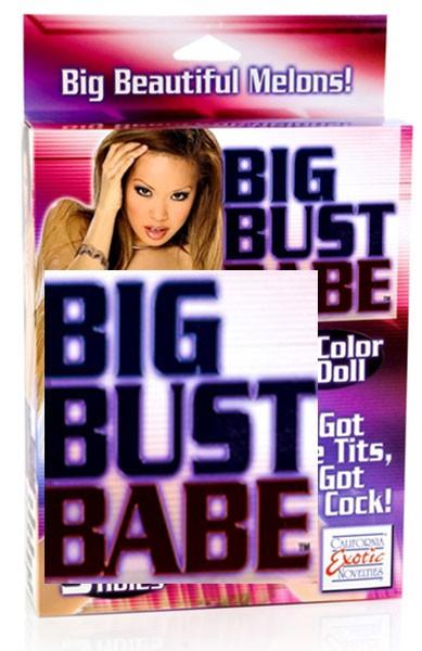Секс кукла BIG BUST BABE