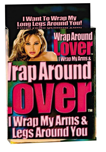 Секс кукла WRAP AROUN LOVER