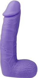 Фаллоимитатор XSkin 6 PVC Dong, фиолетовый