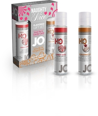 Подарочный набор JO NAUGHTY OR NICE LUBE GIFT SET