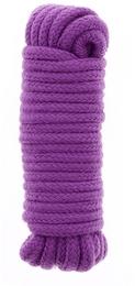 Веревка для бондажа Bondx Love Rope, 5 м, фиолетовый