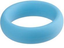 Кольцо NEON STIMU RING, 45 мм, голубое