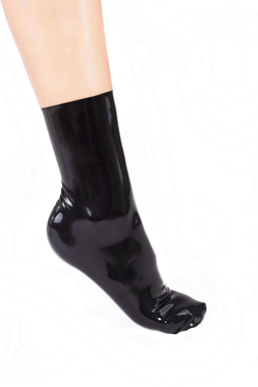 Носочки из латекса Latex Socks