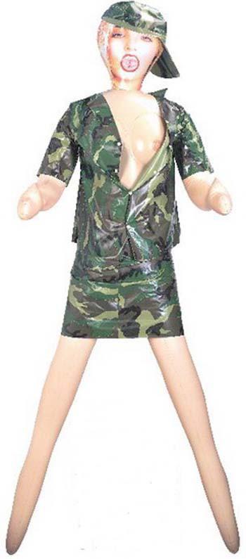 Кукла KOMBAT CHERRI DOLL