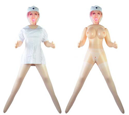 Секс кукла NAOMI NIGHT NURSE DOLL