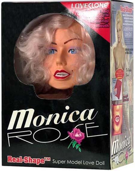 Секс кукла LOVECLONE MONICA ROSE DOLL
