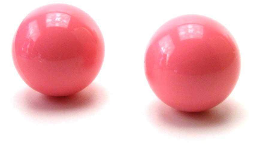 Вагинальные шарики Ben-Wa, розовые
