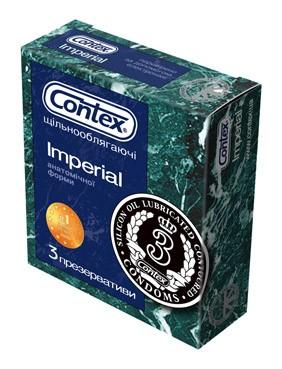Презервативы IMPERIAL (3шт.)