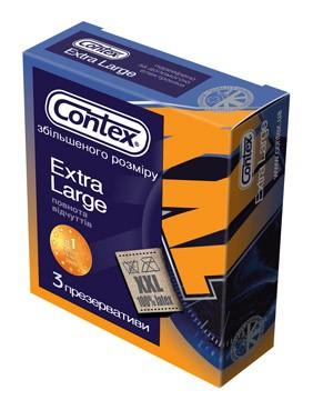 Презервативы EXTRA LARGE (3шт.)