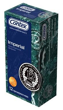 Презервативы CONTEX IMPERIAL (12шт.)