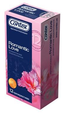 Презервативы CONTEX ROMANTIC (12шт.)
