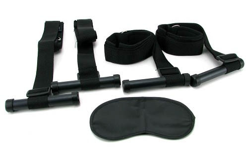 Набор BONDAGE DOOR SET BLACK