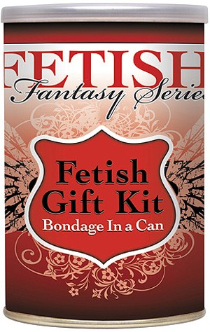 Сюрприз Fetish Gift Kit Bondage In A Can