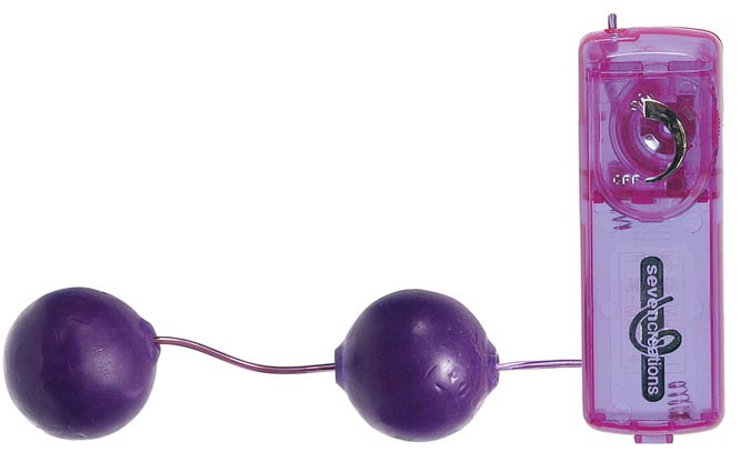 Вагинальные шарики VIBRATING BALLS SPECTRAZ