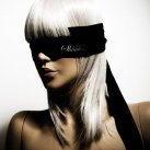 Повязка из сатина Bijoux Indiscrets - Shhh Blindfold photo 2